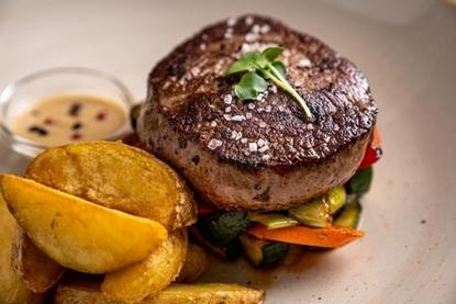 Picture of Goveji steak v poprovi omaki